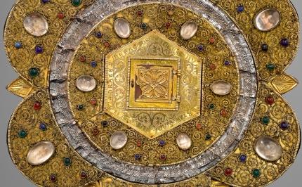 Fylacterion van de heilige Martinus