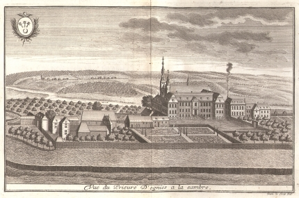Le prieuré d'Oignies