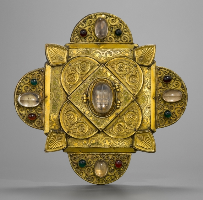 Phylactery of a tooth of Saint André