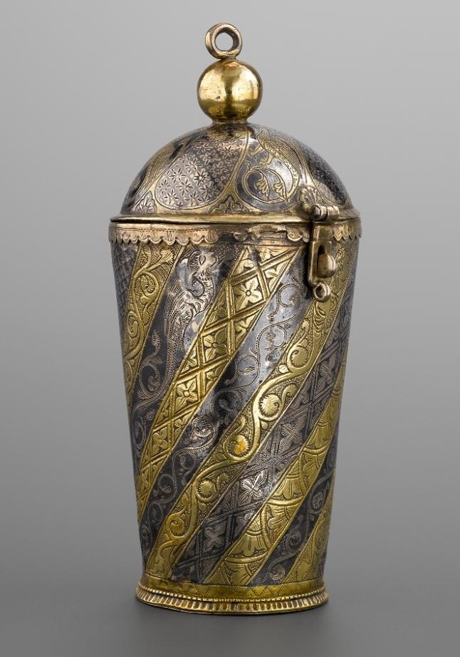Beaker said to have belonged to Marie d'Oignies