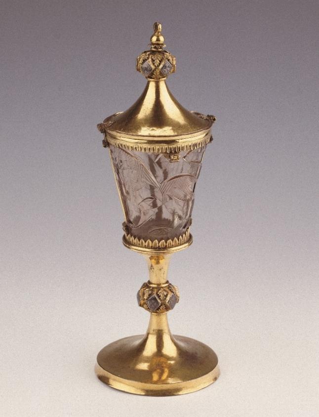 Reliquary-vase