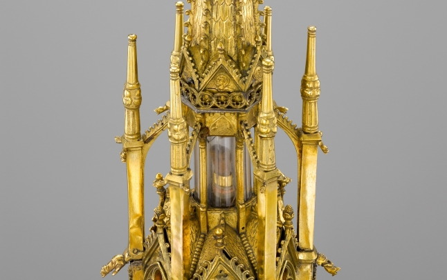 Large tower reliquary of Saint Nicholas
