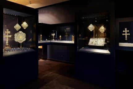 De Schat van Oignies in het Musée provincial des Arts anciens du Namurois